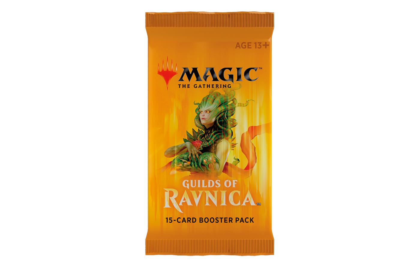 Guilds of Ravnica Booster Pack
