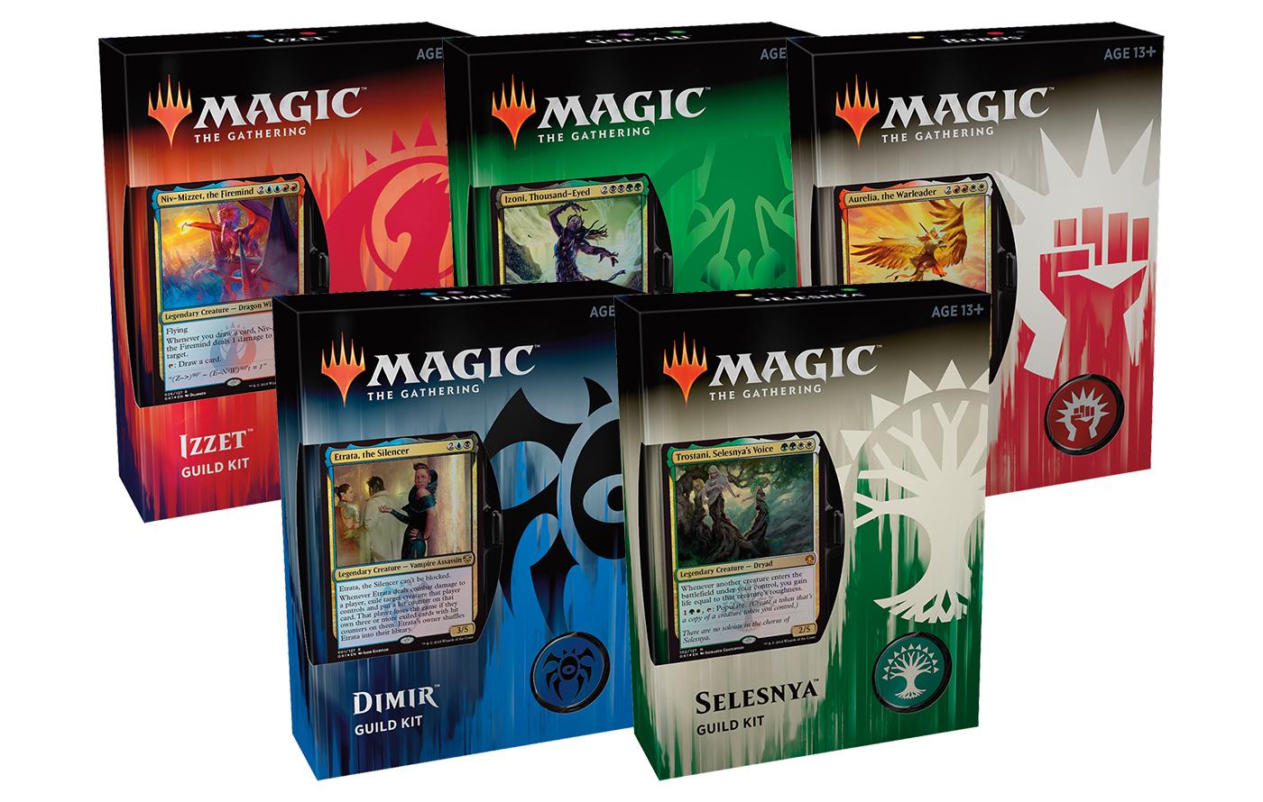 Guild Kits