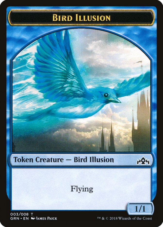 [Bird Illusion Token]