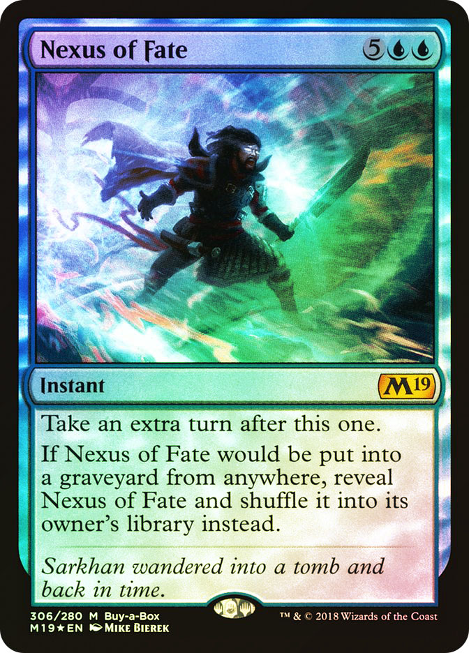 StarCityGames com - Nexus Of Fate Is A Dangerous Magic Card