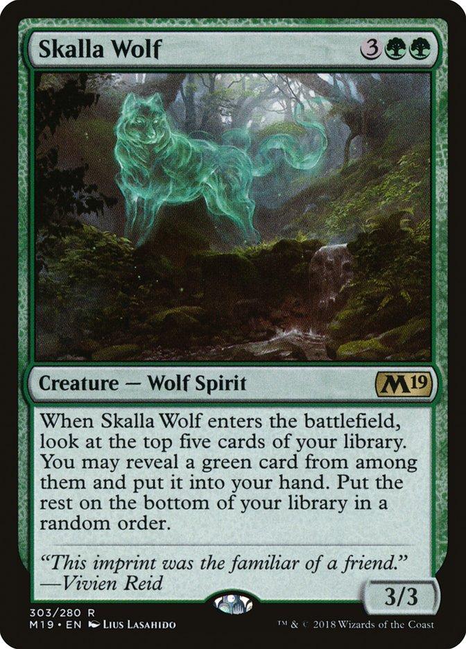 Skalla Wolf