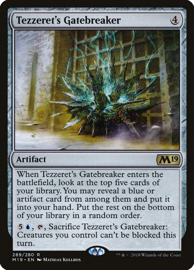Tezzeret's Gatebreaker