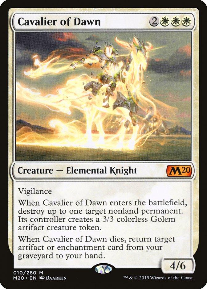 Cavalier of Dawn
