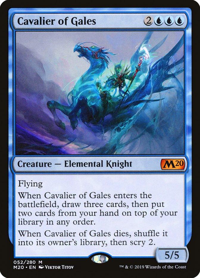 Cavalier of Gales