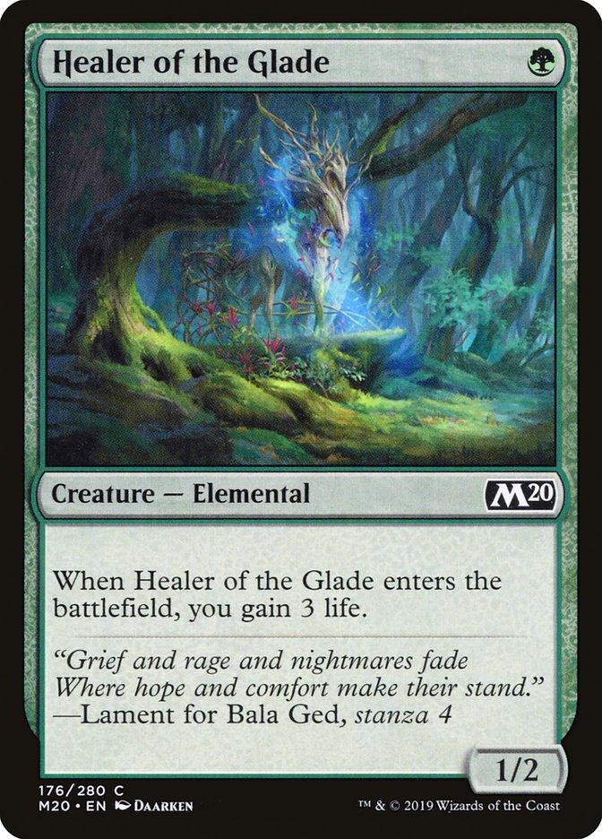 Healer of the Glade