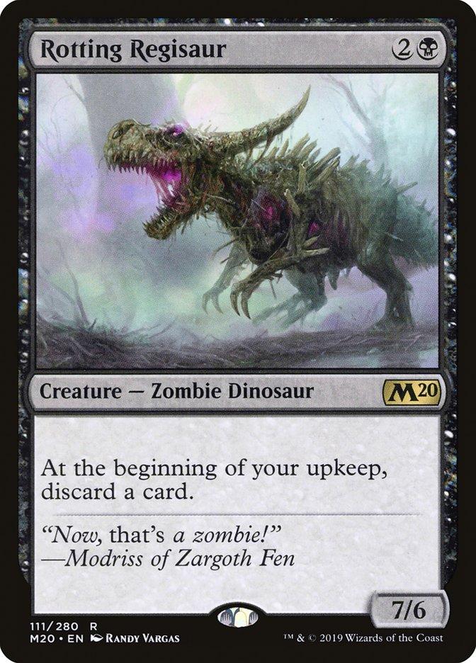Rotting Regisaur