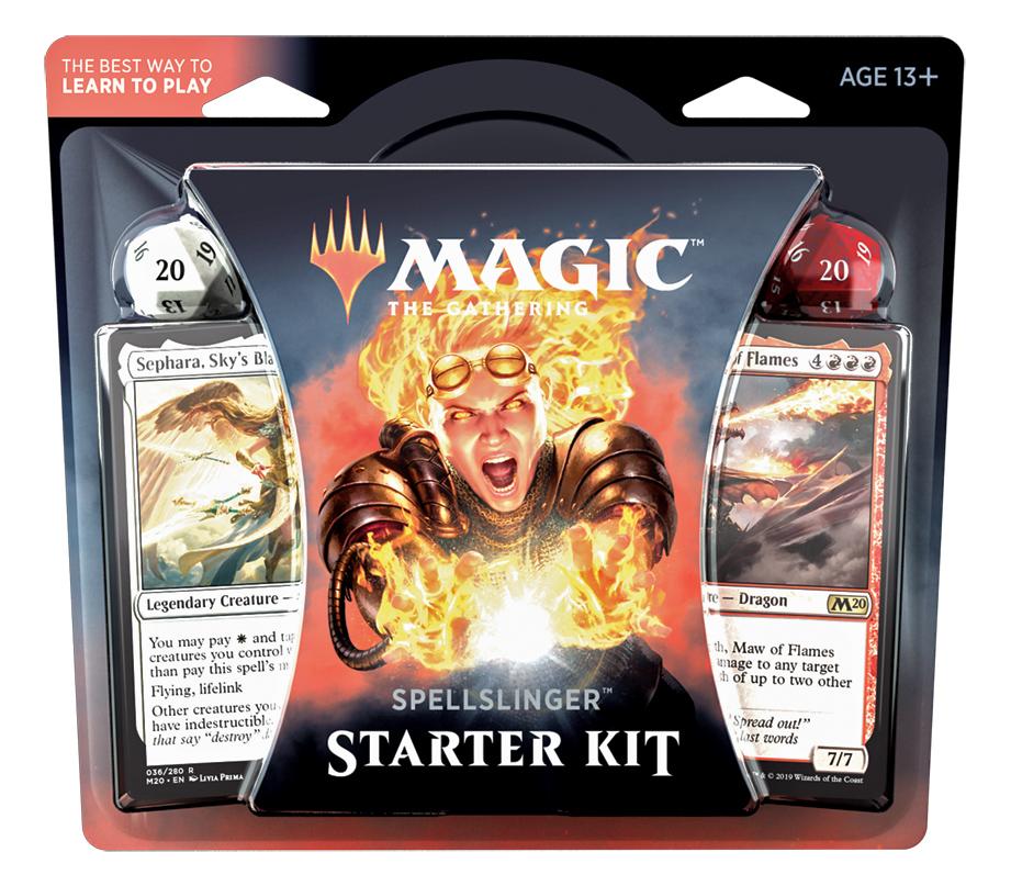 Spellslinger Starter Kit