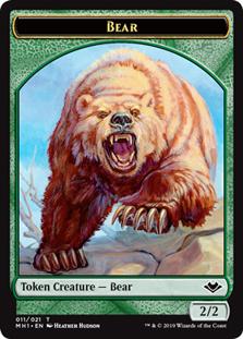 [Bear Token]