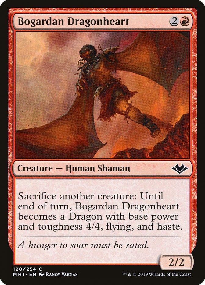 Bogardan Dragonheart
