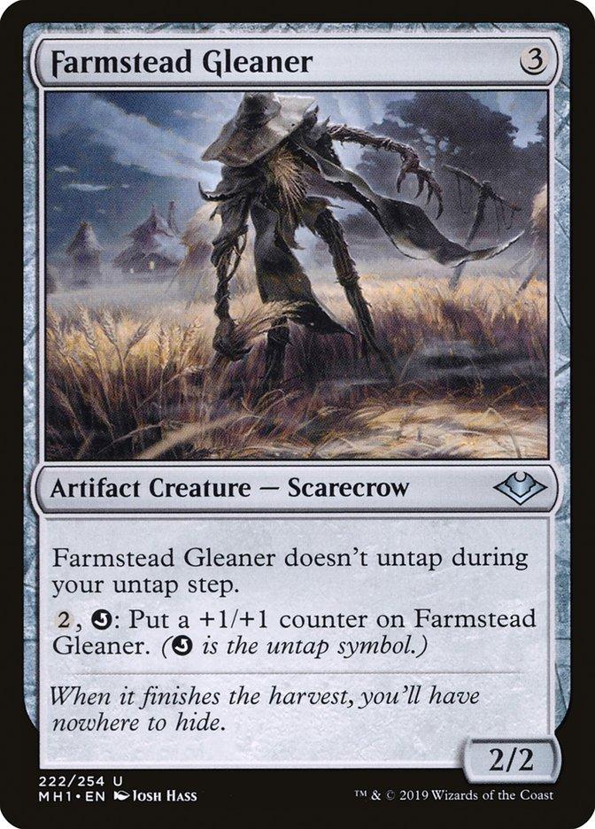 Farmstead Gleaner
