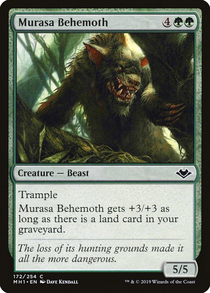 Murasa Behemoth