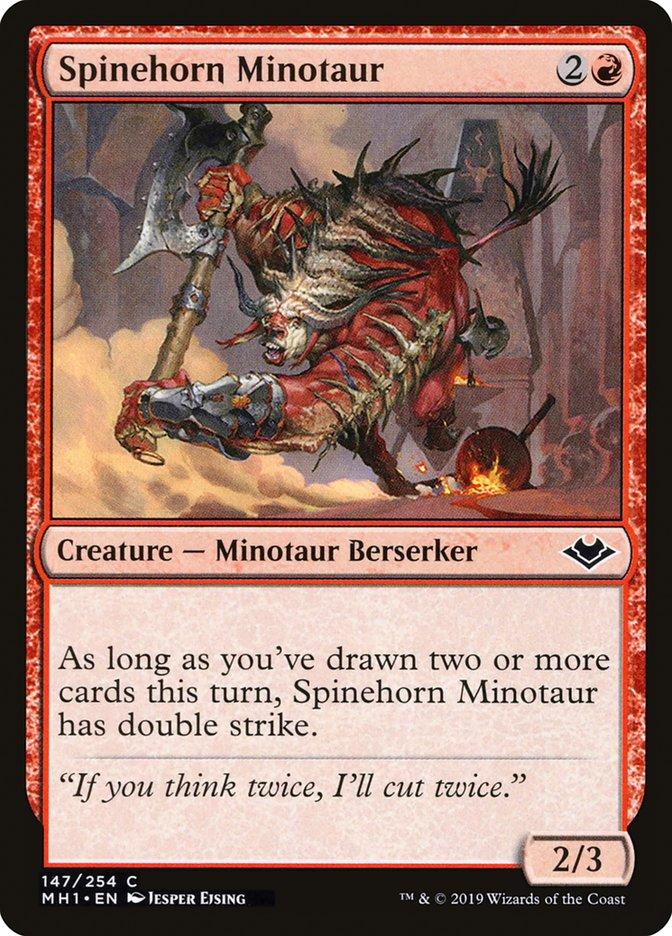 Spinehorn Minotaur