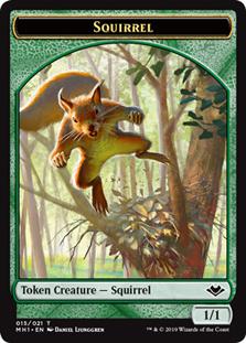 [Squirrel Token]