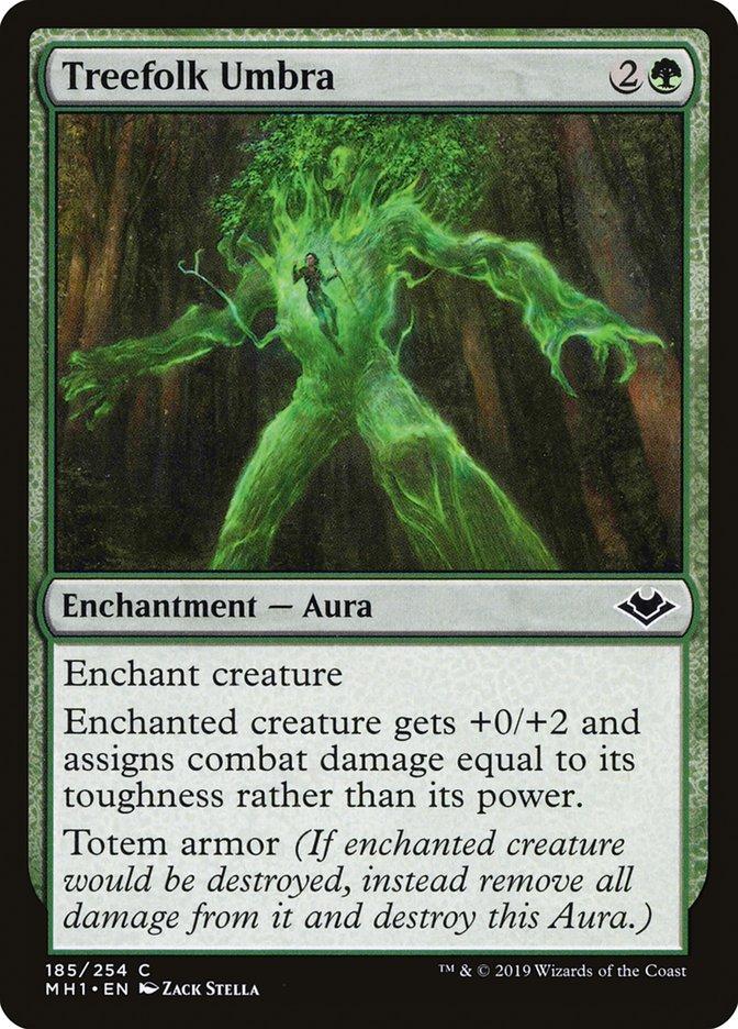Treefolk Umbra