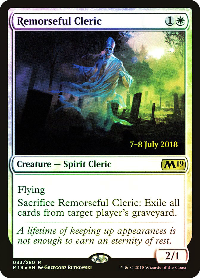 Remorseful Cleric