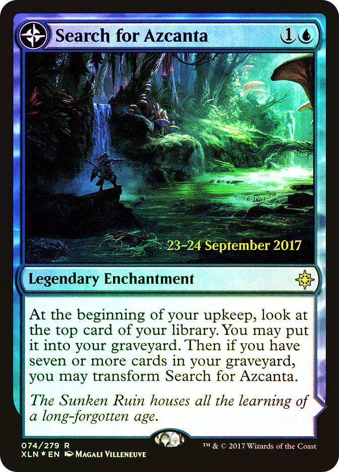 Azcanta, the Sunken Ruin