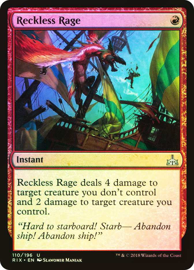 Reckless Rage