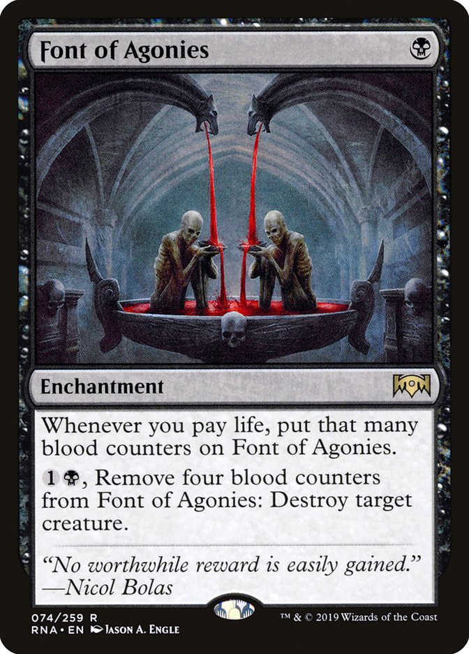Font of Agonies