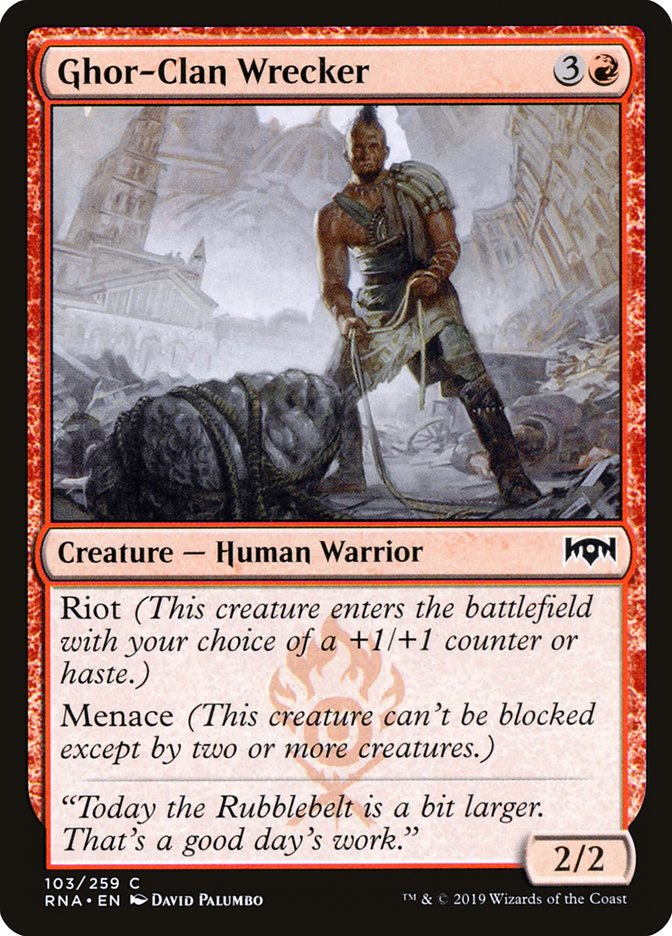 Ghor-Clan Wrecker