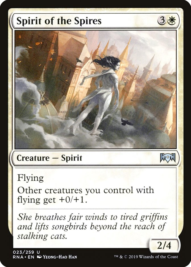 Spirit of the Spires