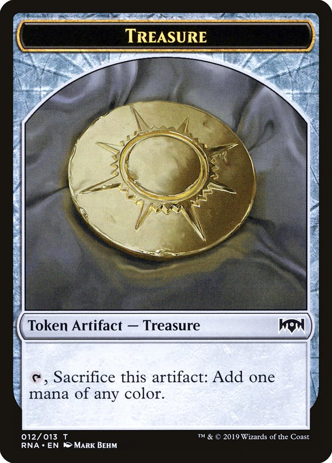[Treasure Token]