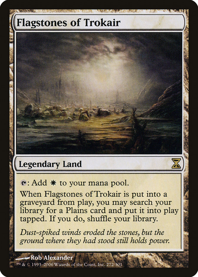 Flagstones of Trokair