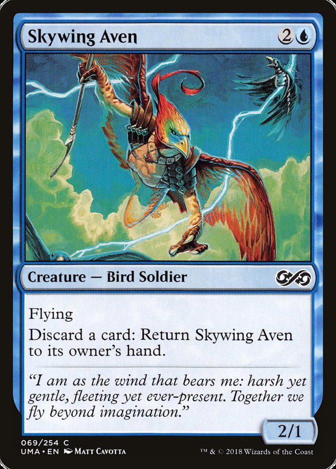 Skywing Aven