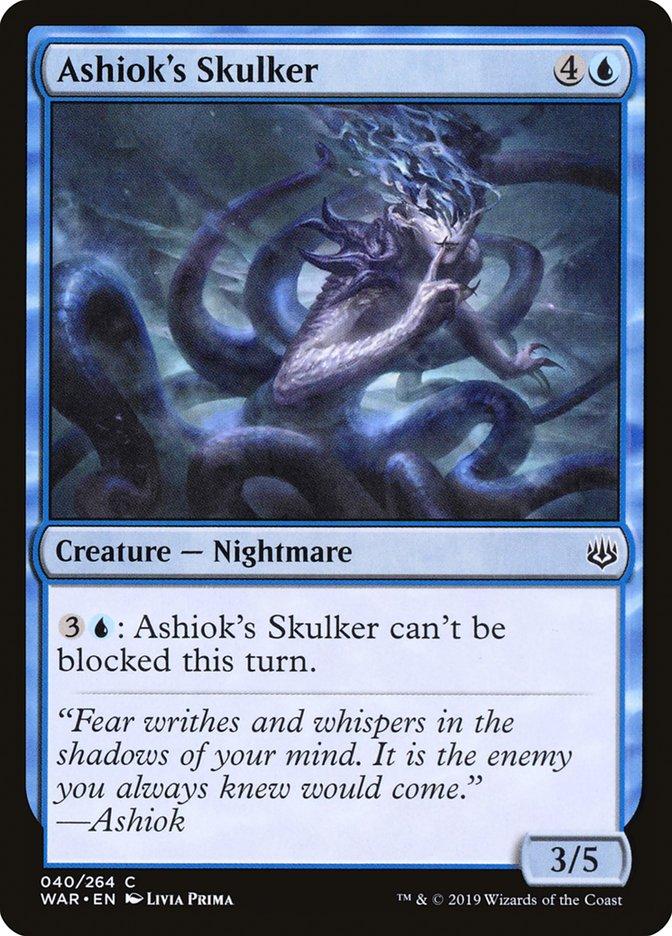 Ashiok's Skulker