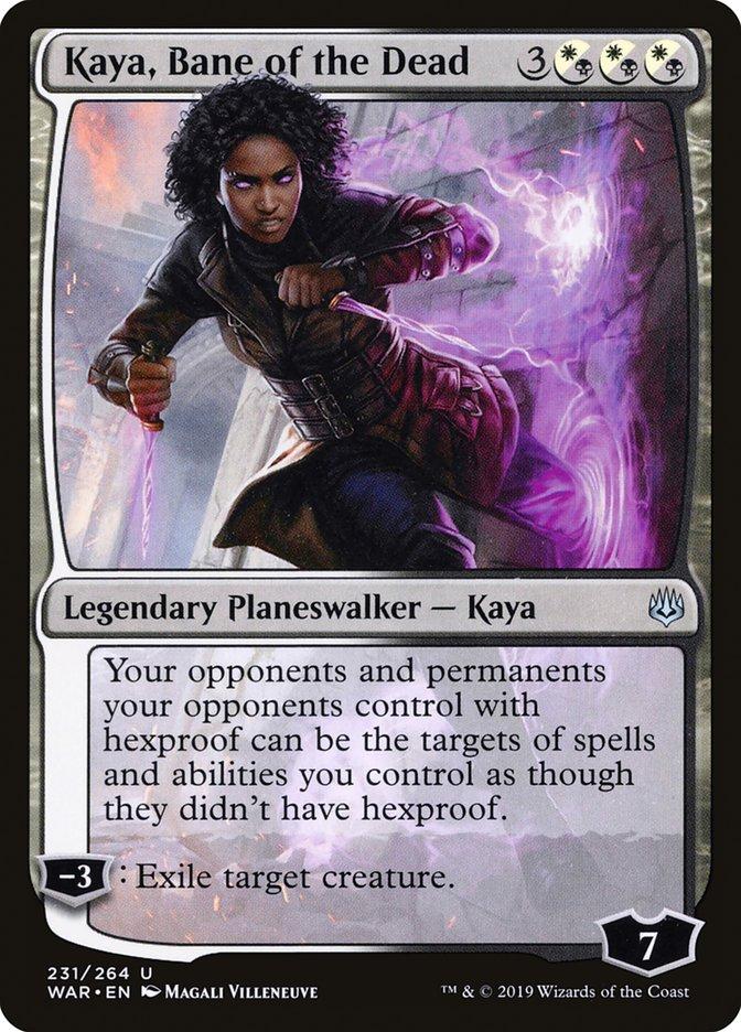 Kaya, Bane of the Dead
