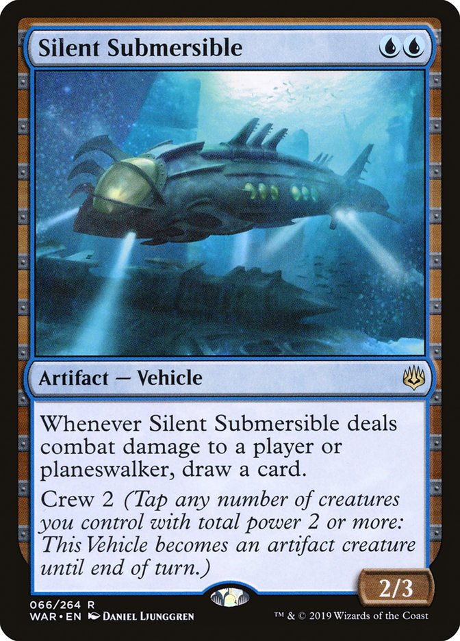 Silent Submersible