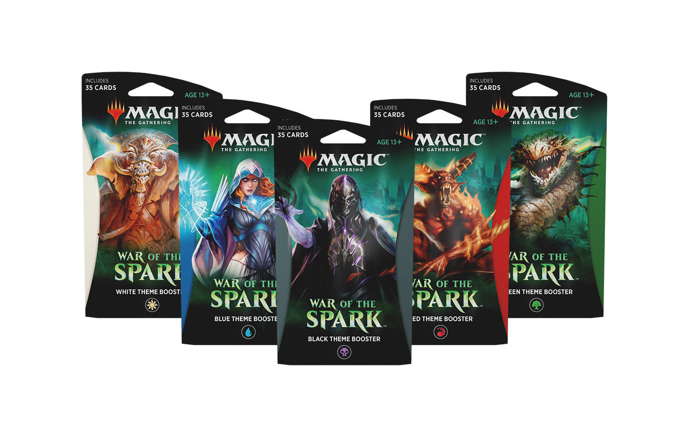 Theme Boosters