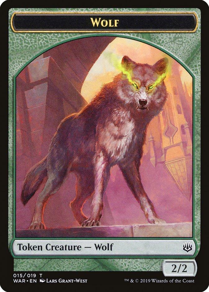 [Wolf Token]