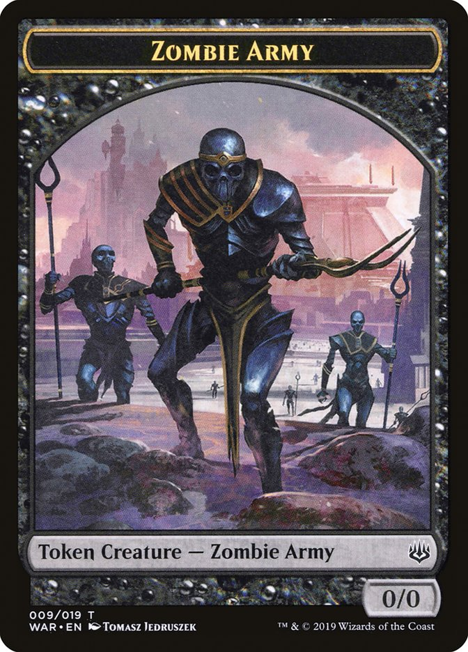 [Zombie Army Token]