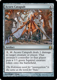 Acorn Catapult