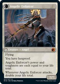 Angelic Enforcer