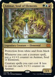 Animar, Soul of Elements