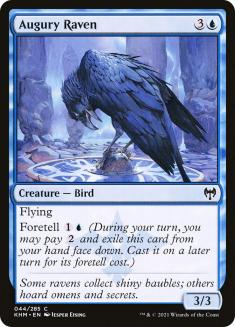 Augury Raven