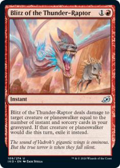 Blitz of the Thunder-Raptor