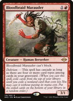 Bloodbraid Marauder