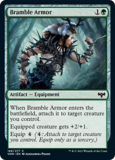 Bramble Armor