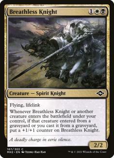 Breathless Knight