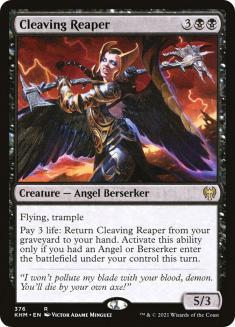 Cleaving Reaper
