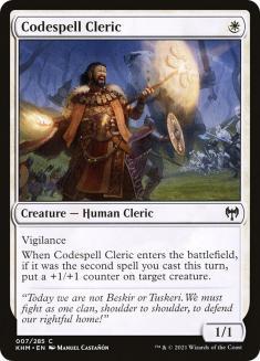 Codespell Cleric