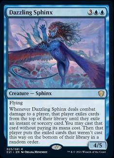 Dazzling Sphinx