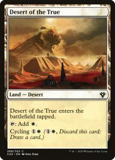 Desert of the True