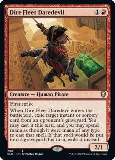 Dire Fleet Daredevil
