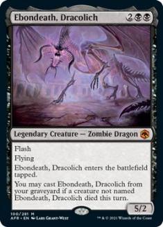 Ebondeath, Dracolich