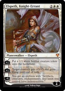 Elspeth, Knight Errant
