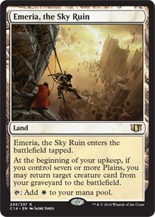 Emeria, the Sky Ruin