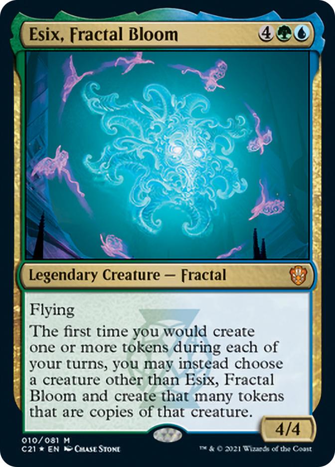 Esix, Fractal Bloom